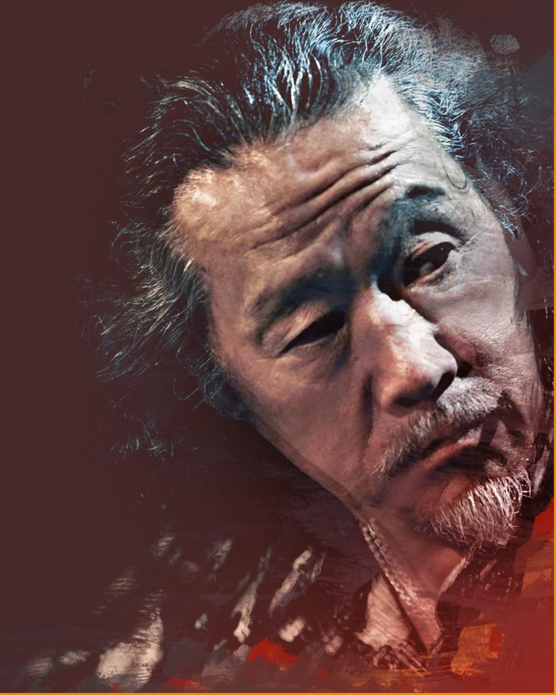 kitaro portrait